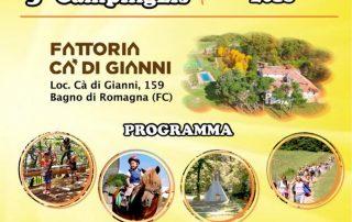La Cooperativa Doppio Ascolto di Rimini presenta il 3° CampingLIS